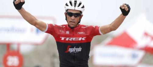 Alberto Contador ha lasciato il ciclismo alla Vuelta España 2017.