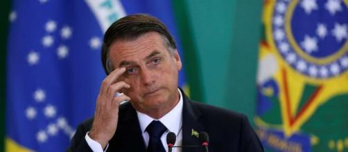 Bolsonaro é criticado por vetar projeto que previa a distribuição gratuita de absorventes (Agência Brasil)