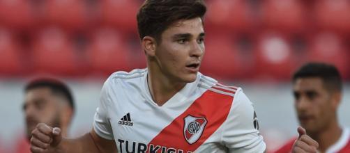 Julian Alvarez: The ex-Real Madrid kid spearheading River Plate's ... - goal.com