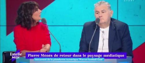 Pierre Ménès a failli se suicider (capture RMC)