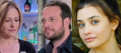 Upas, spoiler al 22/10: forti tensioni tra Silvia e l'amante, Guido incontra Speranza.
