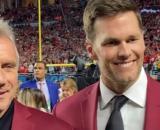 Joe Montana was Tom Brady's idol growing up (Image source: Fox Sports/YouTube)