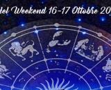 L'oroscopo del weekend fino al 17 ottobre: Luna in trigono per il Cancro, Pesci fortunati.