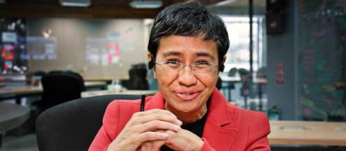 Maria Ressa grew up in New Jersey and graduated from Princeton University (Image source: Committee to Protect Journalists/YouTube)