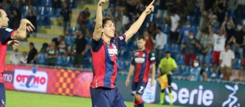 Samuele Mulattieri, attaccante del Crotone - gianlucadimarzio.com