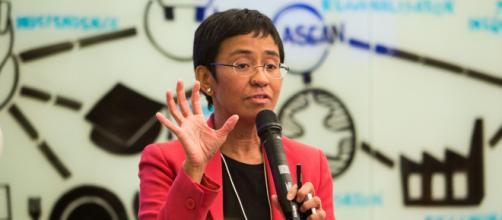 Vencedora do Nobel da Paz critica o Facebook (World Economic Forum/Flickr)
