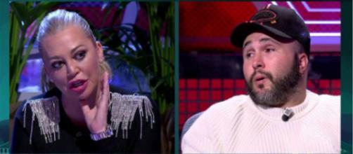 Belén Esteban cruzó a los gritos a Kiko Rivera sobre el conflicto con Isabel Pantoja.