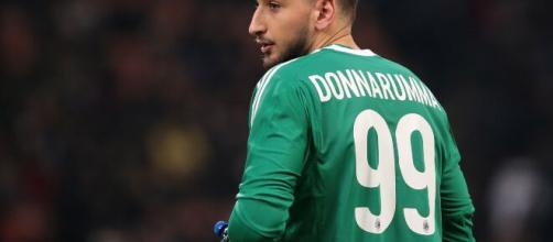 Donnarumma vorrebbe rimanere al Milan.