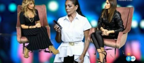 Irene Rosales es un apoyo para Kiko Rivera
