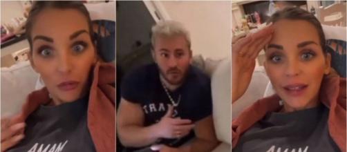 Julia Paredes et son mari Maxime Parisin quittent la France pour Dubaï et choquent les internautes avec leurs propos.