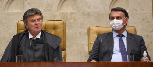 STF desmente Bolsonaro e diz que não proibiu governo de agir. (Agência Brasil)