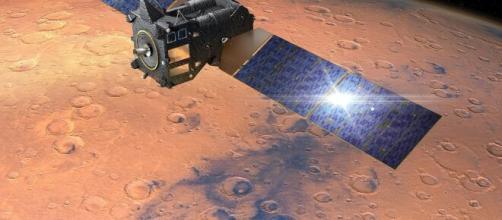 ExoMars trova tracce di sale marino su Marte.