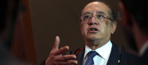 Gilmar Mendes fez diversas críticas a Moro durante voto no STF. (Agência Brasil)