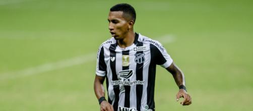 Léo Chu tem se destacado pelo Ceará. (Arquivo Blasting News)