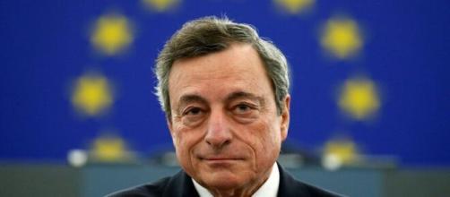 Mario Draghi, l'aurelolato dell'Ue, approda al governo dopo il fallimento della politica