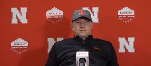 Nebraska Football: Scott Frost speaks on leaving the Huskers. [©HuskerOnline Video/ YouTube Screenshot]