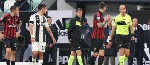 Serie A, classifica senza errori arbitrali dopo ventuno giornate di campionato.