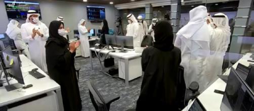 Success of the UAE Hope Mars Mission Orbit Insertion. [©SciNews YouTube video]