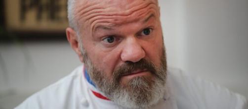 Top Chef : Philippe Etchebest médusé face au témoignage de Baptiste. ©M6