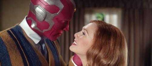 'WandaVision' é a nova série da Marvel exibida pela Disney+ (Foto: Divulgação/Disney+)