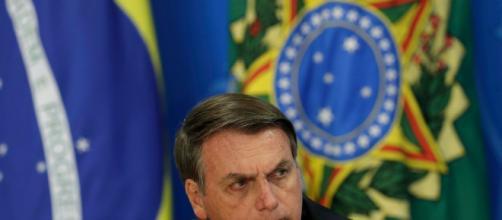 Bolsonaro visita a Base de Alcântara. (Foto: Arquivo Blastingnews)