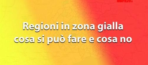 La Puglia torna ufficialmente in zona gialla, ecco tutte le regola da seguire.