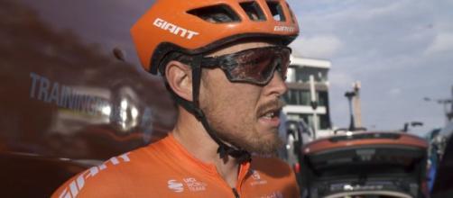 Matteo Trentin, rappresentante dei corridori insieme a Philippe Gilbert.