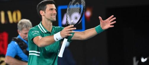 Australian Open: Novak Djokovic.