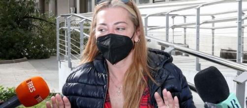Belén Esteban, tras declarar en el juzgado por la demanda de Rocío Carrasco