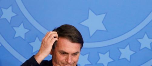 Bolsonaro defende uso de spray de Israel contra a Covid-19. (Arquivo Blasting News)