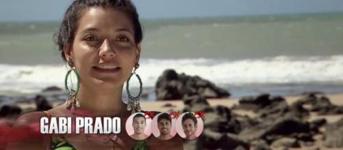 Gabi Prado participou do 'De Férias com o Ex'. (Reprodução/MTV)