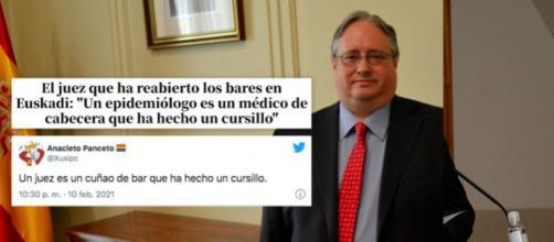 'Han hecho un cursillito': las palabras del Juez Luis Ángel Guarrido que causan polémica