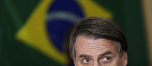Jair Bolsonaro promove aglomeração em Santa Catarina. (Arquivo Blasting News)