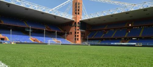 Lo stadio Ferraris sarà il teatro della sfida tra Sampdoria e Fiorentina.