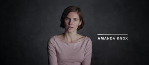 Amanda Know in a frame from the 2016 Netflix documentary. ©Netlfix