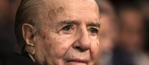 Carlos Menem, ex-presidente da Argentina, morre aos 90 anos. (Arquivo Blasting News)