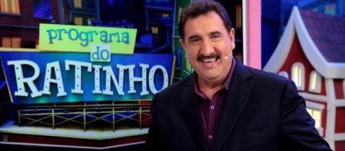 Ratinho é apresentador do SBT. (Reprodução/SBT)