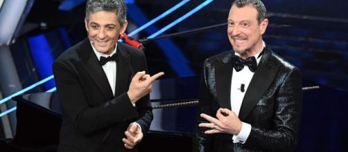 Sanremo 2021, ci saranno ancora Fiorello e Amadeus.
