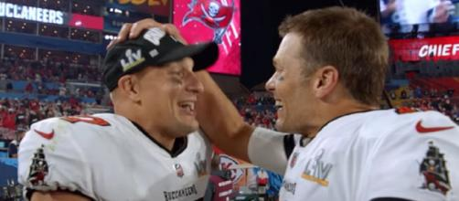 Brady and Gronkowski are expected to return to Bucs. ©Capture