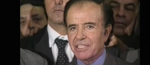 Carlos Menem died. ©Euronews Capture