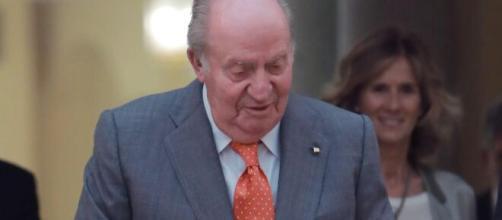 El Rey Juan Carlos I en imagen de archivo