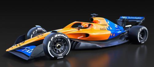 Formula 1, è stata presentata la MCL35M.