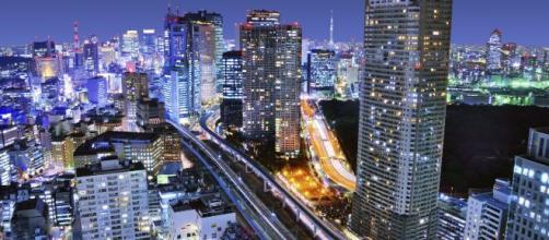 Tokio è fra le città più popolose del mondo.