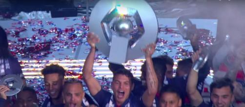 L'observatoire du football a fait une simulation du prochain club champion de France - Photo capture d'écran vidéo PSG champion 2019 (Youtube)