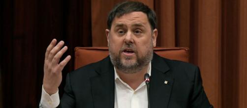 Oriol Junqueras ha dicho que 'el PSC es un representante de la monarquía decadente'