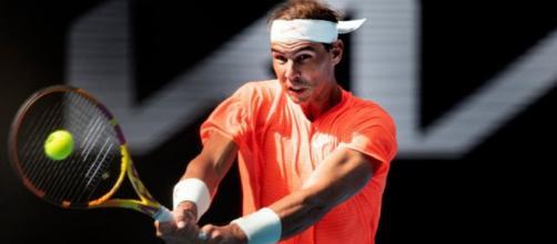 Rafa Nadal accede ai quarti di finale degli Australian Open 2021.