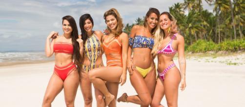 Terceira temporada do 'De Férias com o Ex Brasil' foi ao ar em 2018. (Reprodução/MTV)