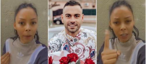 """""""Violent"""", """"raciste"""" et """"pervers narcissique"""", Nehadu balance tout sur Ricardo après son rendez-vous avec une autre femme pour la Saint-Valentin."""