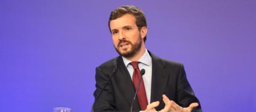 Casado ha dicho que 'el costo político' por el caso Bárcenas es muy alto