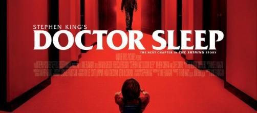 Doctor sleep, un film tratto da un libro di Stephen King.